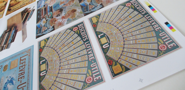 Cartes postales Lefèvre-Utile