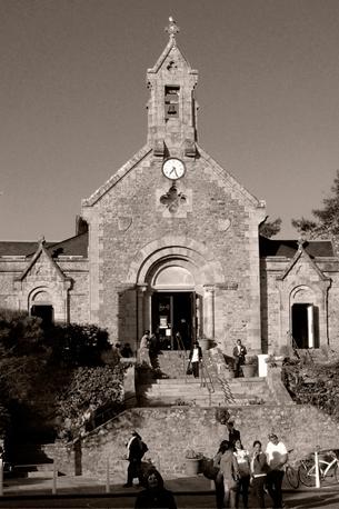 chapelle Sainte-Anne, cliche Jean-Louis Bloch Laine