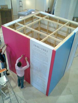 montage du cube expo lu