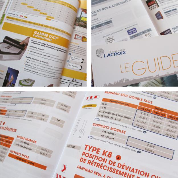 Catalogue Lacroix 2012 - Agence Féminin