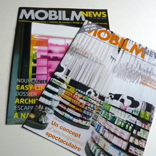 Rédactionnel rubrique MobilM